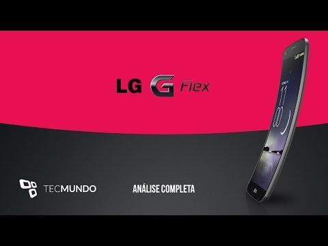 LG G Flex [Análise de Produto] - TecMundo