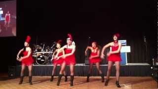 Jasmine Meakin & Mega Jam Dancers