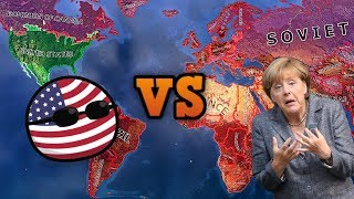 USA VS THE WORLD - Hearts Of Iron 4 Largest War