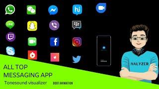 Download Mp3 #top Social Apps Notification Sounds Comparison #nalyzer