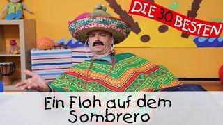 Ein Floh auf dem Sombrero || Kinderlieder zum Mitsingen und Bewegen