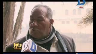 ذعر بسبب ظهور تماسيح في ترعة الإسماعيلية بالمطرية (فيديو)