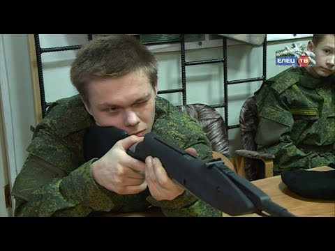 Повторить результат наркома: курсанты военно-патриотического клуба «Ельчане» приняли