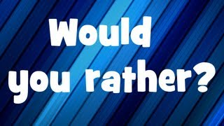 would you rather wake up naked w ronald mcdonald or burger king ep 2