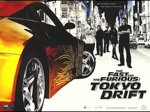 обзор авто в иге GTA san adreas тройной форсаж токийский дрифт
