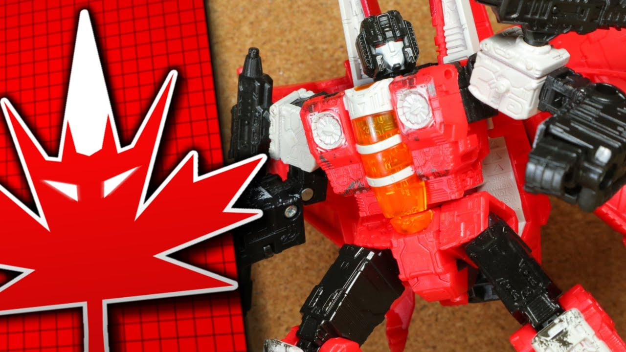 Transformers Generations Selects Red Wing by TFanPage101