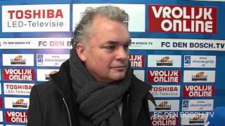 FCDB TV: Nabeschouwing FC Den Bosch - Sparta Rotterdam