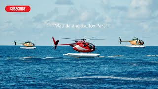 GoPro Hero4  - Tuna boat helicopter flying - Matilda & The Fox II