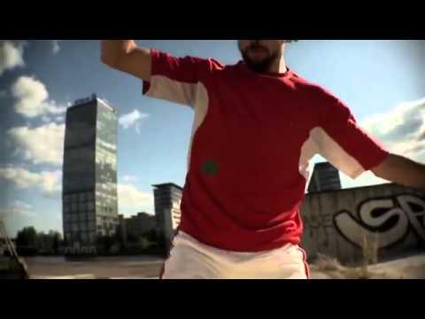 Мяч сокс FOOTBAG - YouTube