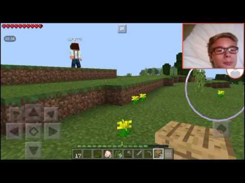 Minecraft YTsvět #2 Oslíková stáj!! /w Peap MC