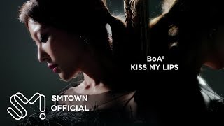 BoA ??_Kiss My Lips_Music Video MP3