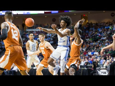 UNC Men's Basketball: Coby White Scores 33 vs Texas