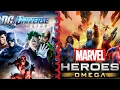 Marvel Heroes Coming to PS4 & Xbox Console! DC Universe Online What now? - (Marvel Heroes Omega)