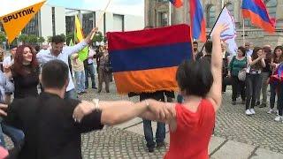 ドイツ、アルメニア人のジェノサイドを認定