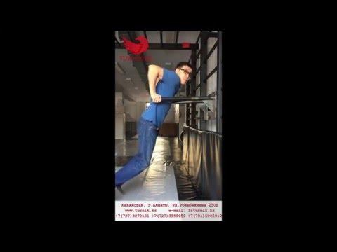 TURNIK.KZ Какие выбрать брусья навесные на шведскую лестницуиз YouTube · Длительность: 53 с