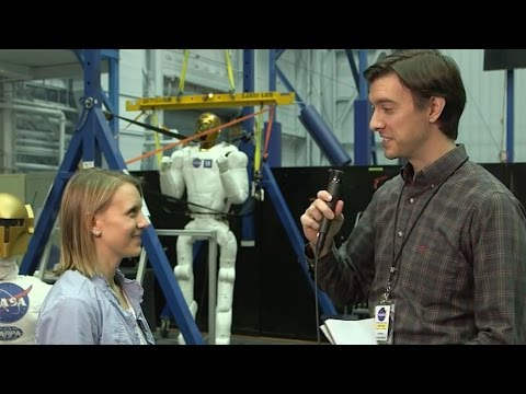 'The Martian' Interview: NASA's Carolyn J. Kanelakos, Robonaut Program Manager