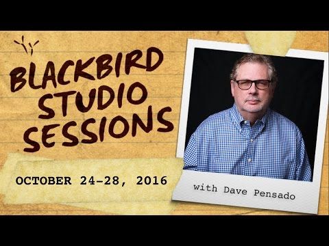 Blackbird Studio Sessions with Dave Pensado