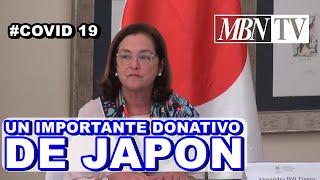 GOBIERNO DEL PRESIDENTE NAYIB BUKELE RECIBE UN IMPORTANTE DONATIVO DE JAPON