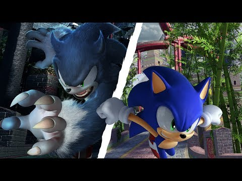 Sonic Unleashed (Xbox 360)  Part 1