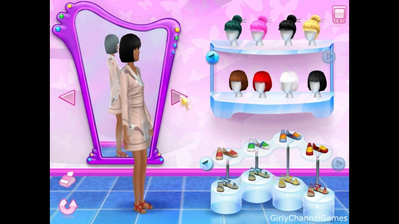 Play Free Online Barbie Fashion Show Games | gamewithplay.com