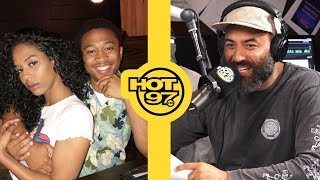 Congratulations You Played Yourself | Ebro in the Morning Shiggy ge...