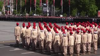 Парад Победы Воронеж Юнармия 9 05 2018г 5ч