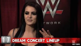Hot Minute: WWE's Paige
