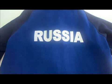 спортивный костюм +из флиса - YouTube