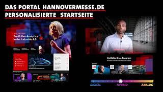 HANNOVER MESSE 2021: Digitale und Hybride Beteiligung