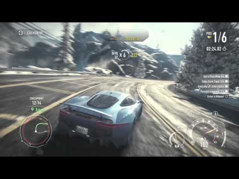 Need For Speed Rivals (Xbox One): Jaguar C-X75 Prototype (Racer)