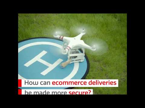 Drone Pay by Worldpay
