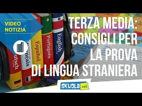 Esame terza media: 5 consigli per la prova di lingua straniera