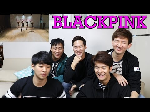 BLACKPINK - '불장난' Playing with Fire (Dance practice) Reaction