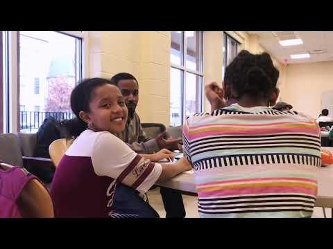 CPC's Achievement Academy at Charles Houston Community Center