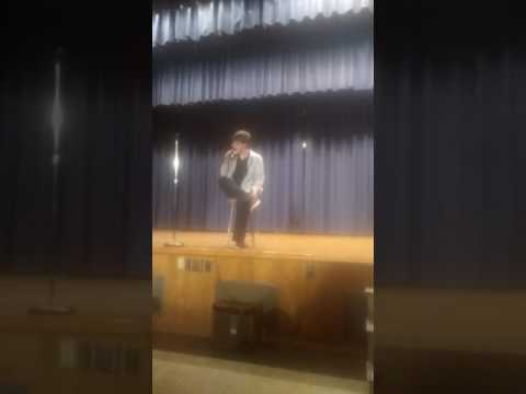 Weeks middle school 2017 talent show