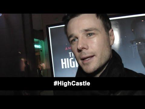 Premiere: Rupert Evans | The Man In The High Castle (The Fan Carpet)