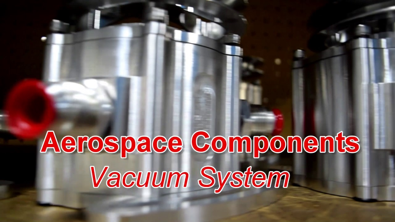 Aerospace Components Vacuum Pumpmaking Hp Out Of Thin Air Youtube Pump Alternatives Wiring Diagram 0