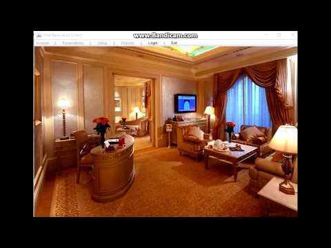Hotel Reservation System with source code