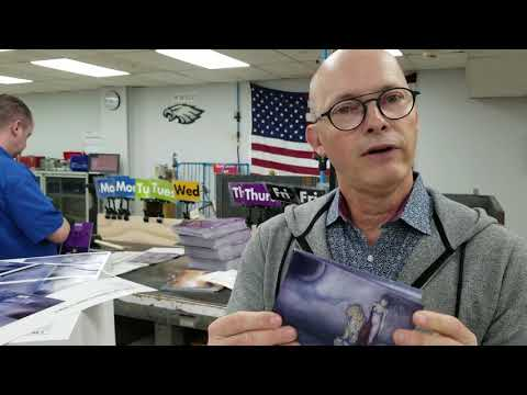 Indie Music Minute: How CD Digipaks are printed at Disc Makers