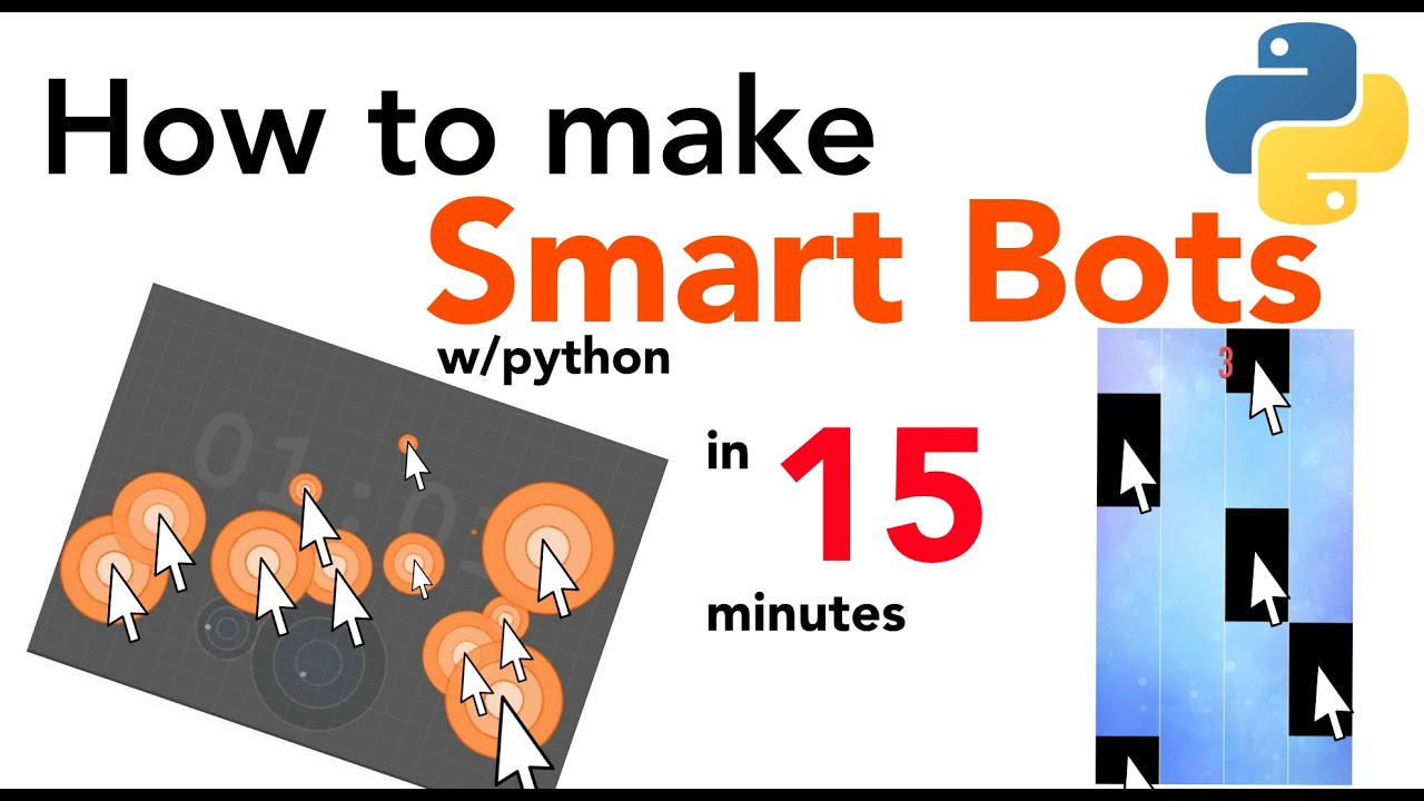 How to Make Advanced Image Recognition Bots using Python
