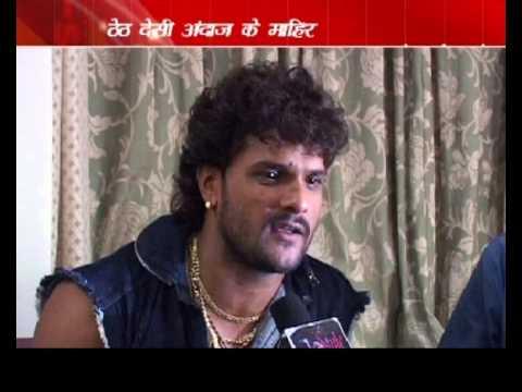 Khesari Lal Yadav latest Exclusive Interview in patna bihar