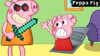 Funny Moments 5 - Piggy Funny Animation