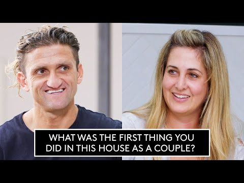 Casey Neistat and Candice Pool Quiz Each Other On Home Design & Family Life | Architectural Digest