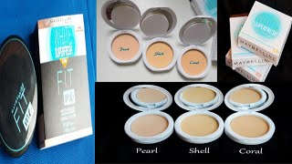 Maybelline White Super Fresh Compact Dome amp Review Best amp Affordable