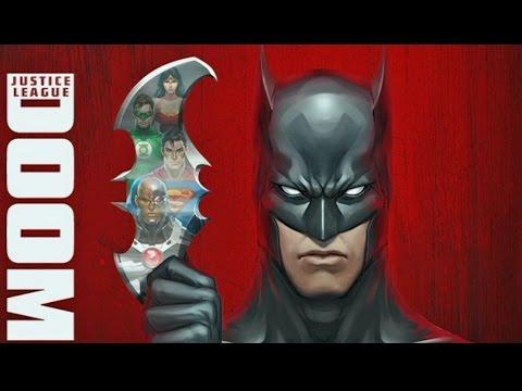 THE MOVIE ADDICT REVIEWS Justice League: Doom (2012)