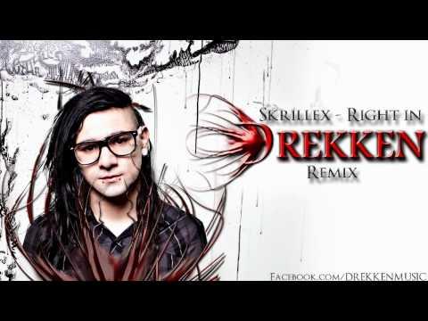 Skrillex - Right in (DREKKEN Remix) [FREE DOWNLOAD]