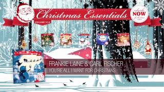 Frankie Laine & Carl Fischer - You're All I Want For Christmas (1948)  // Christmas Essentials