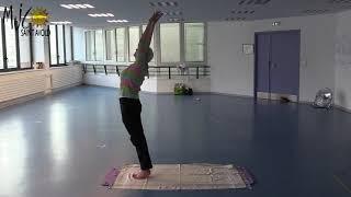 Séance de Yoga n°2 par Marina