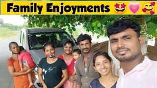 My family is enjoyment ❤️ /#udhayasam/#udhayalovesumathi/#tiktok/#videos/#madurai family