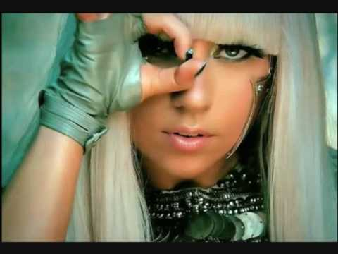 Lady Gaga -Poker Face (With Lyrics)
